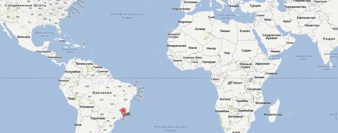 тиссеры бразилия на карте мира фото это все