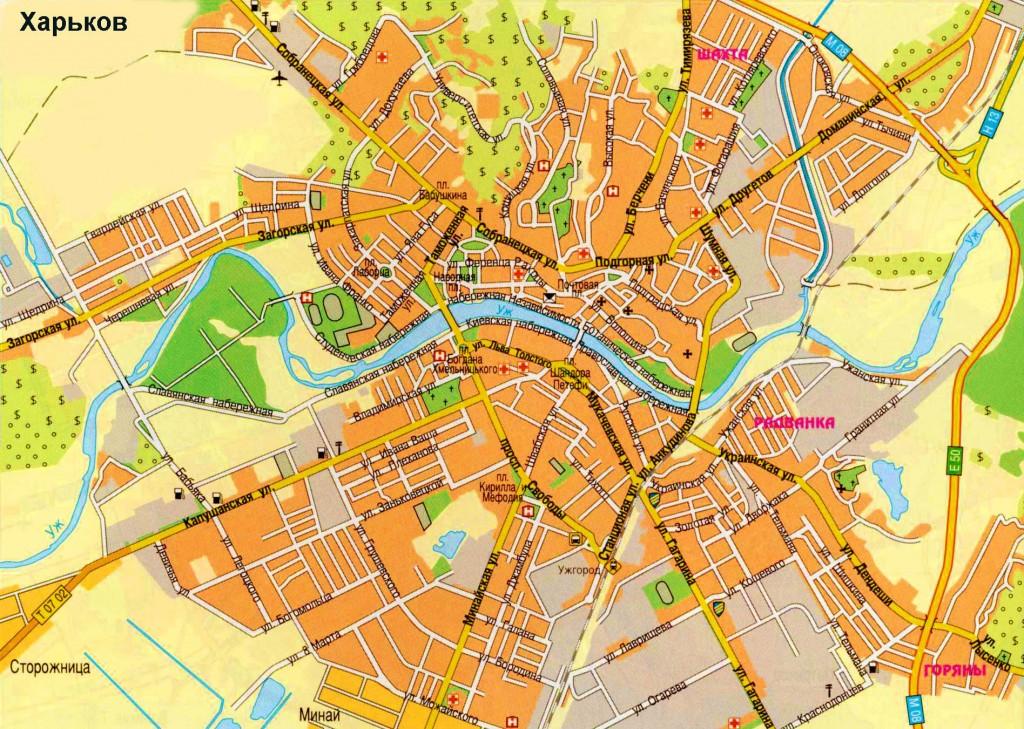 сбился харьков на карте украины картинки товаров