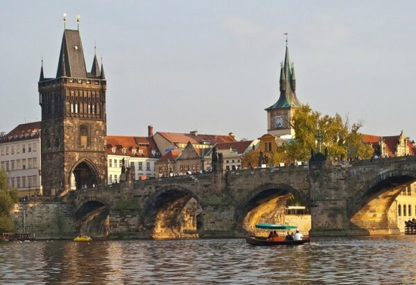 Карлов мост – символ Праги
