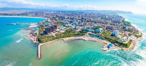 Лучший отдых на Черном море. Лазурный берег